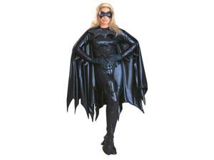 Authentic Super Deluxe Batgirl Costume - Ultra Supreme Batgirl Costume - Sexy