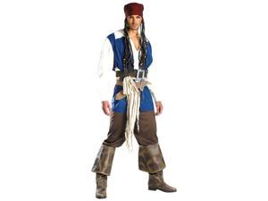 Standard Captain Jack Sparrow Costume - Pirate Costumes