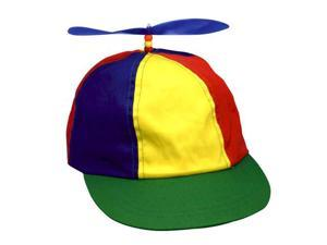 Multi Color Propeller Cap - Funny Hats