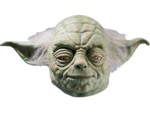 Deluxe Latex Yoda Mask - Star Wars Costumes