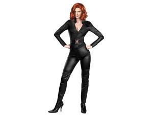Deluxe Black Widow Avengers Sexy Costume - The Avengers Costumes
