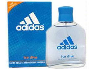 Adidas Ice Dive Cologne 3.4 oz EDT Spray
