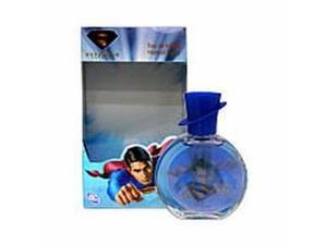 Superman Cologne 3.4 oz EDT Spray (Red Bottle)