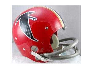 Atlanta Falcons 1966-1969 Riddell NFL TK 2-Bar Suspension Throwback FS Helmet