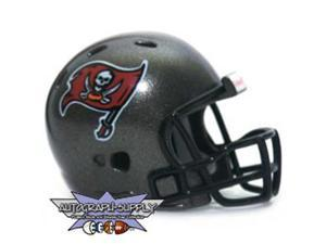 Tampa Bay Buccaneers NFL Riddell Pocket Pro Revolution Helmet (Qty. of 10)