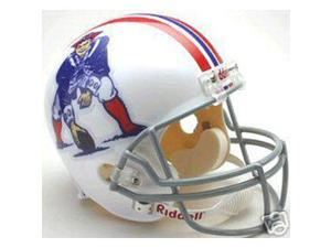 New England Patriots 1965-1981 Deluxe Replica Throwback Full Size Helmet