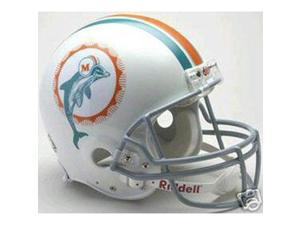 Miami Dolphins 1972 Full Size Pro Line Throwback Helmet