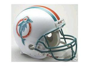 Miami Dolphins 1980-1996 Full Size Pro Line Throwback Helmet