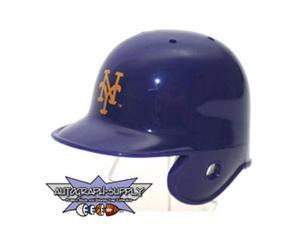 New York Mets MLB Riddell Pocket Pro Helmet (Qty. of 10)