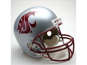 Washington State Cougars Deluxe Replica Full Size Helmet