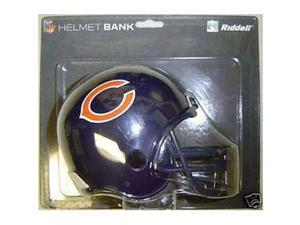 Chicago Bears Riddell NFL Mini Helmet Bank