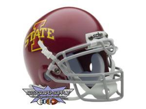 Iowa State Cyclones Authentic Mini Helmet