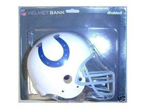 Indianapolis Colts Riddell NFL Mini Helmet Bank