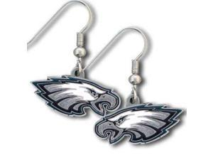 NFL Dangling Earrings - Philadelphia Eagles Logo