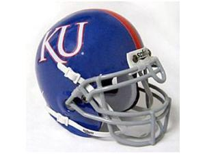 Kansas Jayhawks Authentic Full Size Helmet