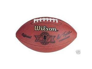 Super Bowl 26 XXVI Wilson Official NFL Game Football