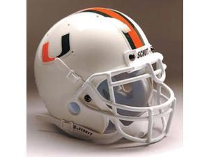 Miami Hurricanes Authentic Mini Helmet