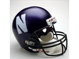 Northwestern Wildcats Deluxe Replica Full Size Helmet