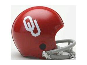 Oklahoma Sooners 1967-1976 Replica Throwback Mini Helmet