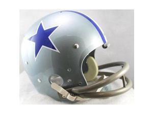 Dallas Cowboys 1964-1966 Riddell NFL TK 2-Bar Suspension Throwback FS Helmet