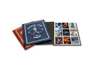 BCW Combo Album (9-Pocket Page) - 1 Album per Each (Qty. of 3)