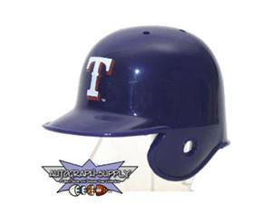 Texas Rangers MLB Riddell Pocket Pro Helmet (Qty. of 10)