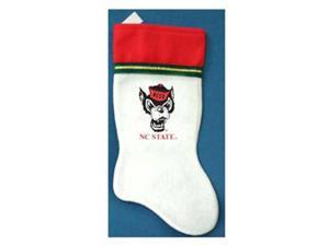 North Carolina State NCAA Christmas Stocking