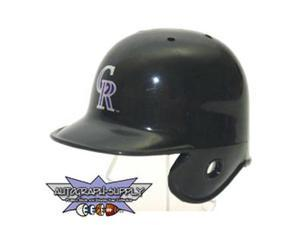 Colorado Rockies MLB Riddell Pocket Pro Helmet (Qty. of 10)