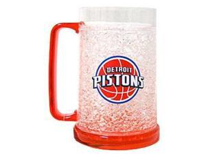 Detroit Pistons Crystal Freezer Mug