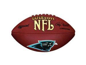 Wilson Carolina Panthers Composite Football