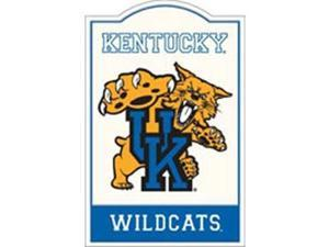 Riddell Kentucky Wildcats Nostalgic Metal Sign