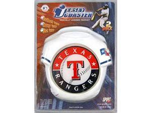 Texas Rangers Jersey Coaster Set