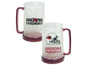 Arizona Cardinals Crystal Freezer Mug