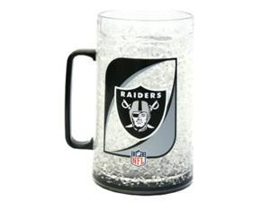 Oakland Raiders Crystal Freezer Mug - Monster Size