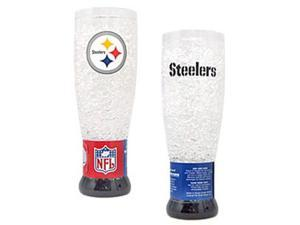 Pittsburgh Steelers Crystal Pilsner Glass