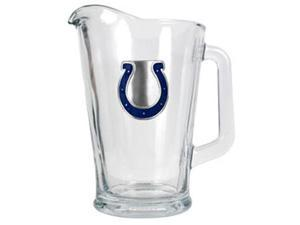 Indianapolis Colts - 60oz Glass Pitcher - Primary Logo