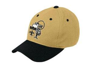 New Orleans Saints NFL Throwback Logo Adjustable Hat