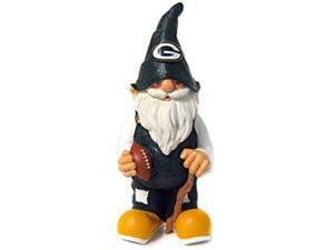 Forever Collectibles Green Bay Packers Garden Gnome 11 in. Male