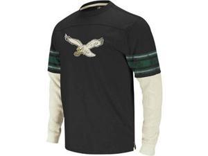 Philadelphia Eagles Reebok Vintage Long Sleeve Jersey Thermal T-shirt - XXL