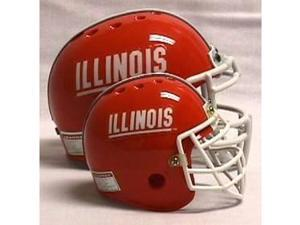 Riddell Illinois Fighting Illini Micro Helmet