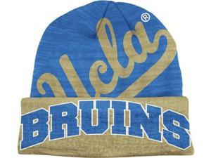 UCLA Bruins Adidas Slanted Logo Cuffed Knit Hat