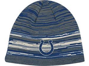 Indianapolis Colts Reebok Classics Vintage Heathered Cuffless Knit Hat
