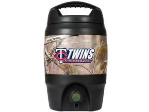Minnesota Twins - MLB Open Field 1 Gallon Tailgate Jug