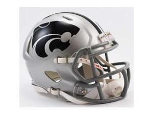 Kansas State Wildcats Mini Speed Football Helmet