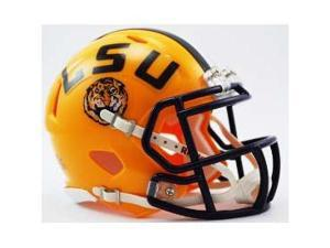 LSU Tigers Mini Speed Football Helmet