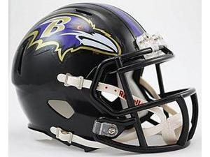 Baltimore Ravens Mini Speed Football Helmet
