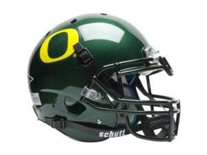 Oregon Ducks Green Authentic XP Football Helmet Schutt