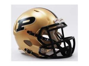 Purdue Boilermakers Mini Speed Football Helmet