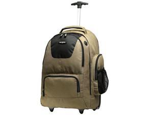 "Samsonite Luggage 21"" Wheeled/Rolling Computer Laptop Backpack"