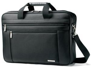 "Samsonite Classic Two Gusset 17"" Laptop Briefcase"